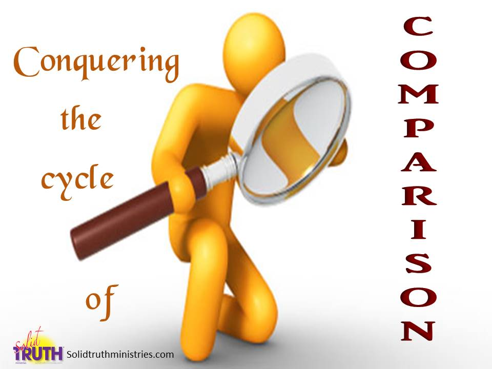 Conquering the Cycle of Comparison!