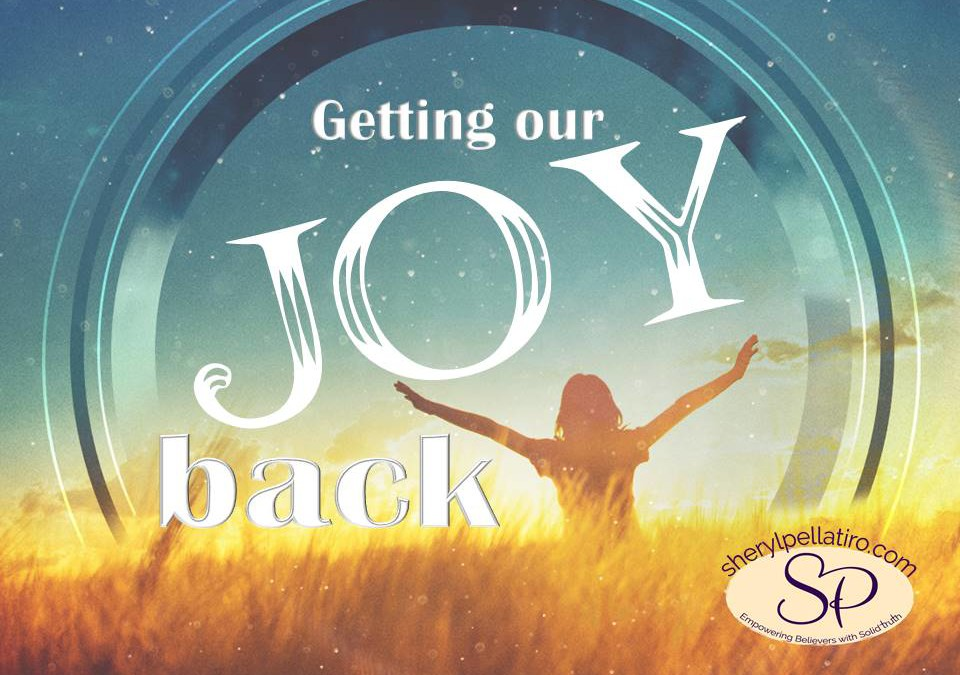Getting Our Joy Back!
