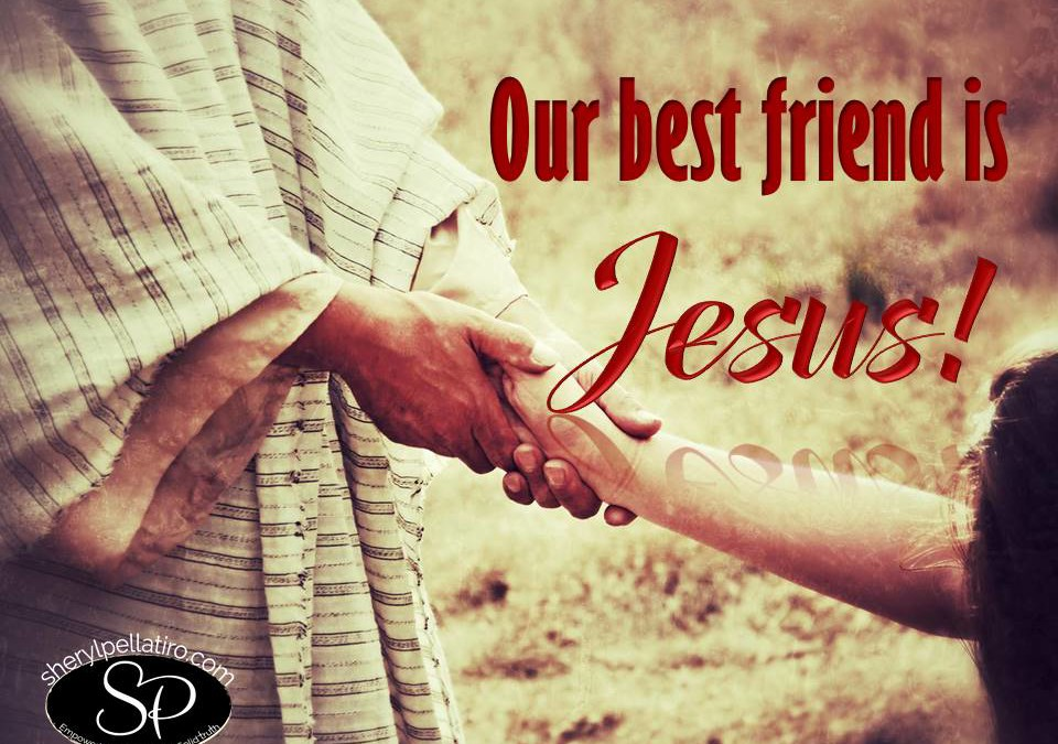 The Benefits Of Jesus Friendship