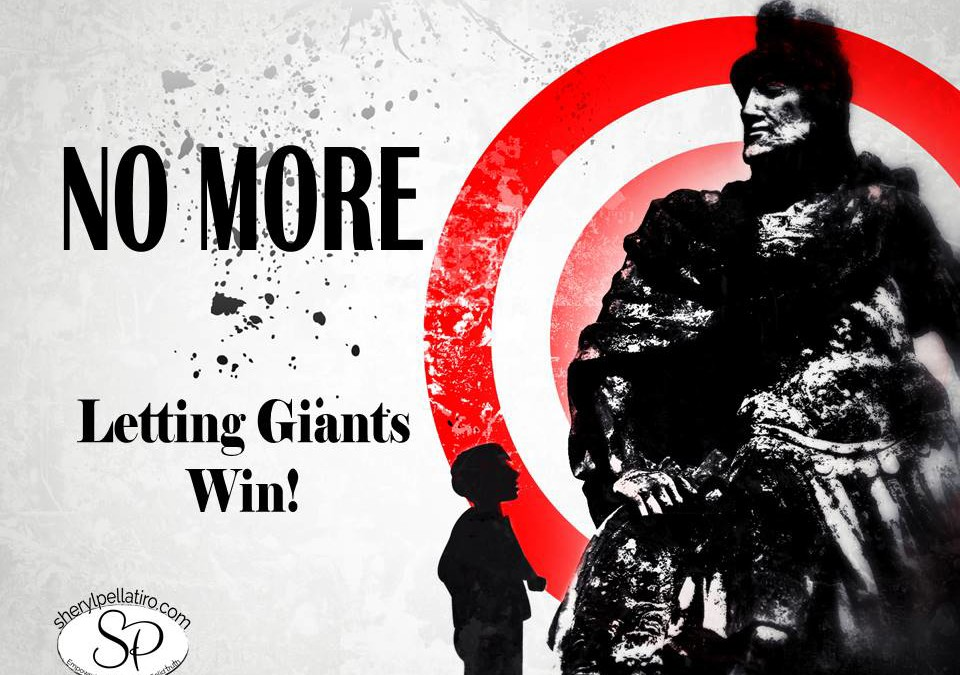 NO MORE Letting Giants Win!