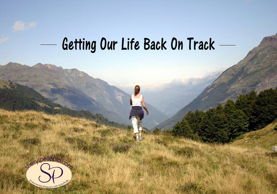 Getting Our Life Back on Track!