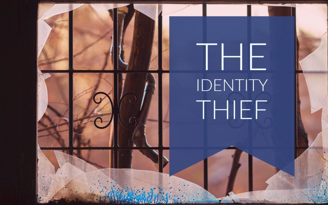 The Identity Thief!