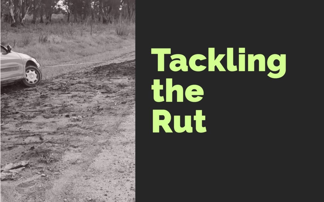 Tackling the Rut!